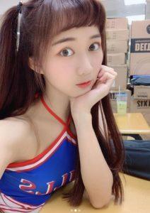 Fubon Angels(台湾チア)の Emily 秀秀子 のプロフィール(画像・動画・SNS)紹介